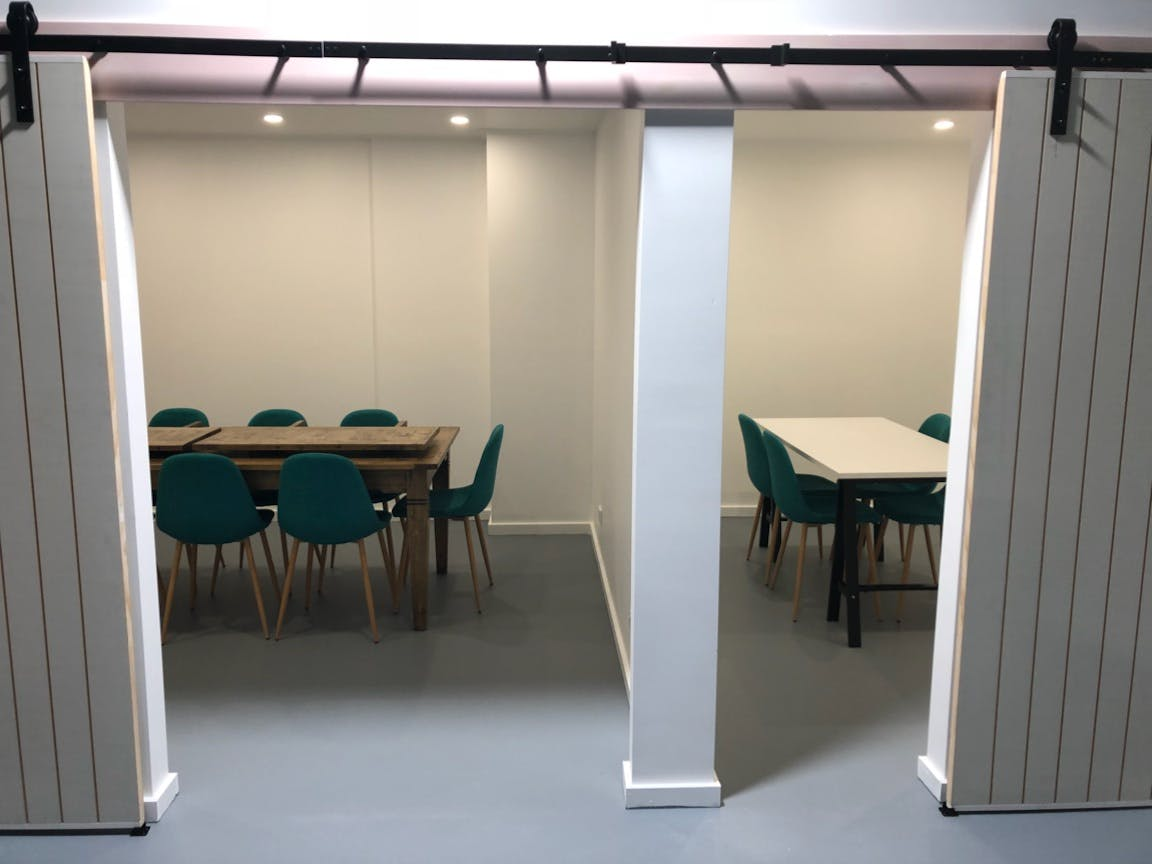 Venti Room Half Day 1-5 M-F, meeting room at Bridge Coworking Meeting and Event Space Geelong, image 1