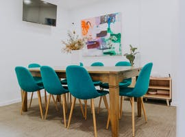 Trenta Board Room Monday-Friday, meeting room at Bridge Coworking Meeting and Event Space Geelong, image 1
