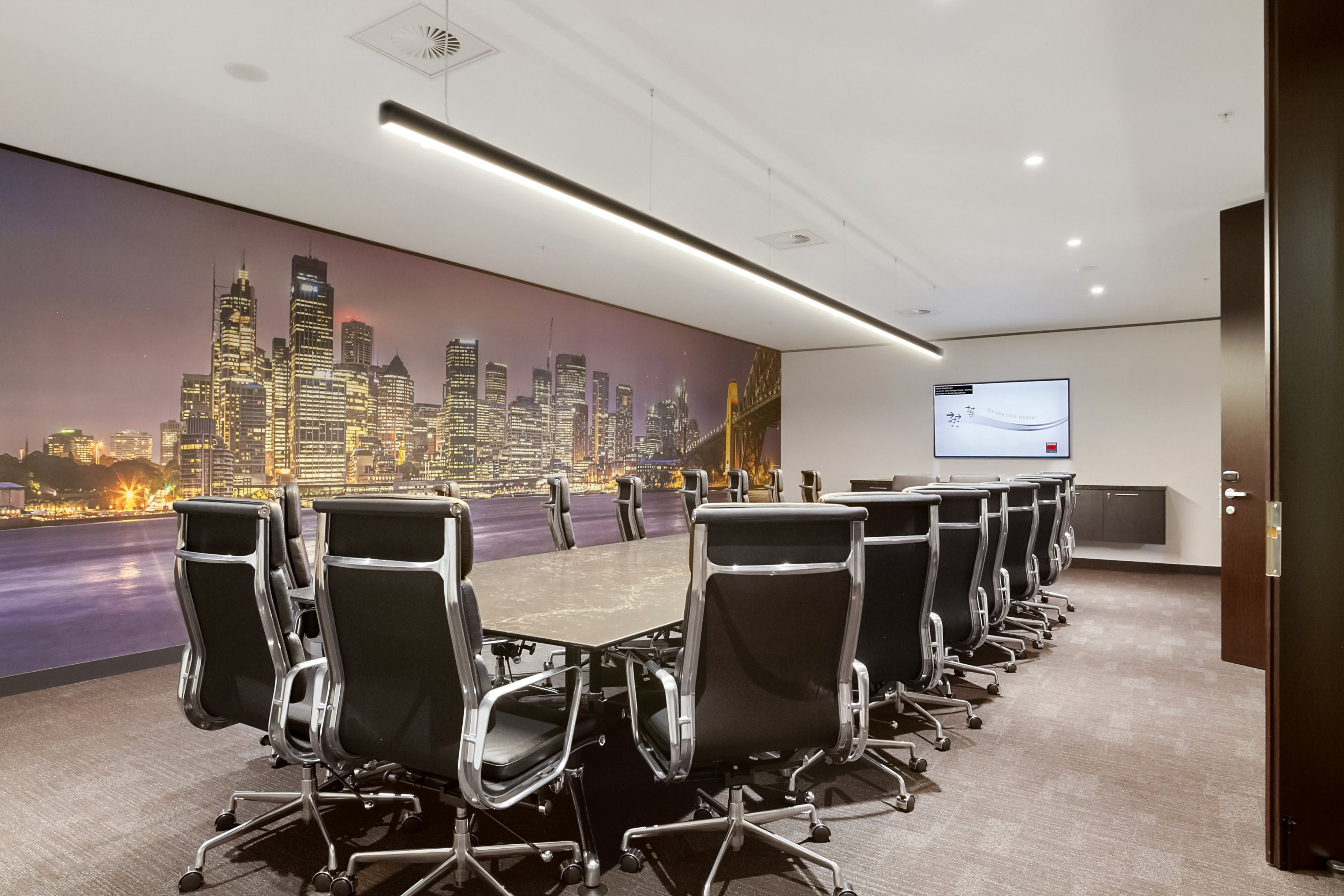 Apollo, meeting room at Victory Offices | 200 George Meeting Rooms, image 1