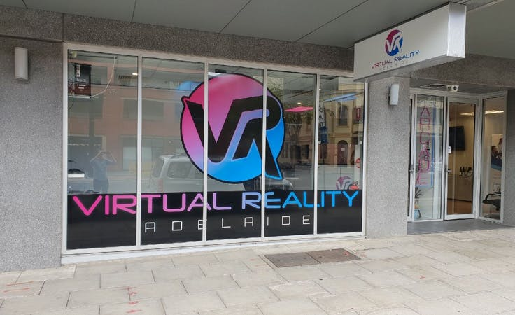 This office space comes with Google Earth virtual reality technology, image 1