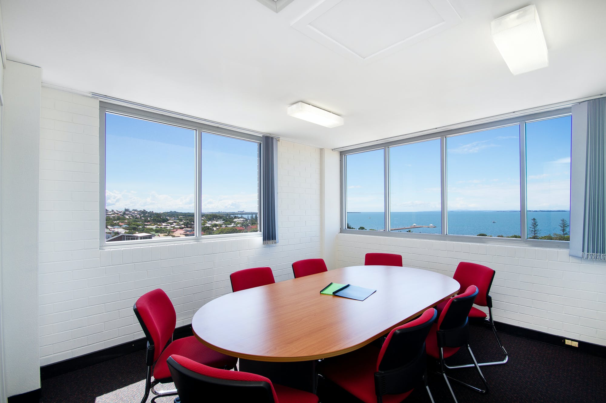 Bayviews Boardroom, meeting room at Central Business Associates, image 1