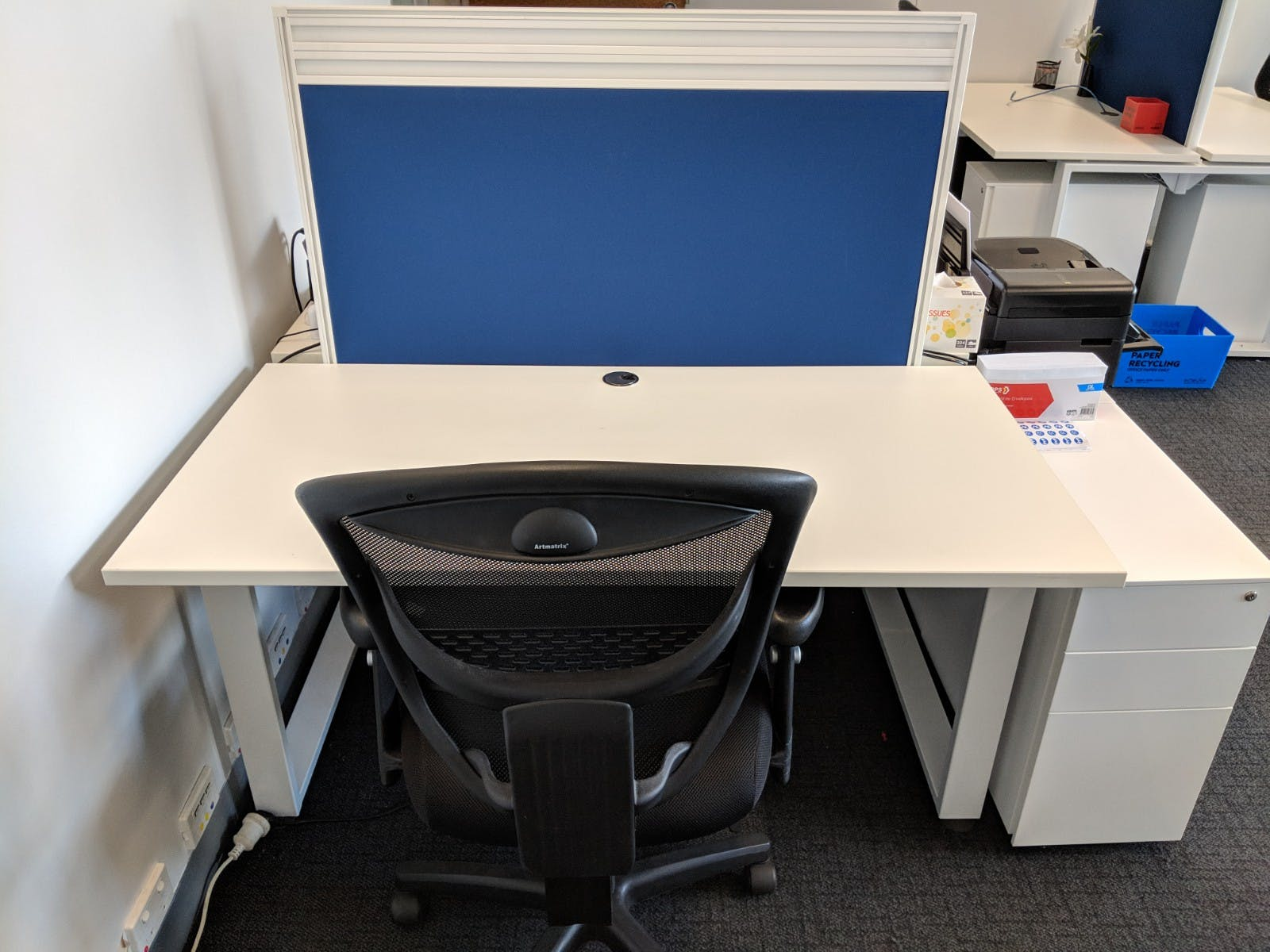 Dedicated desk at Serviced Office, image 1