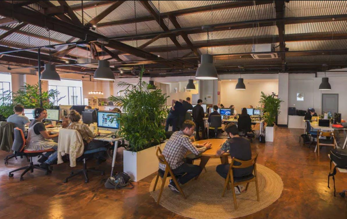 Coworking at Reborn, image 2