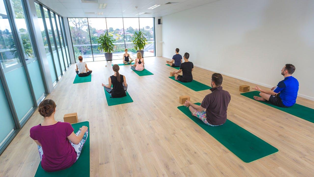 Creative studio at Focus Yoga & Pilates, image 1