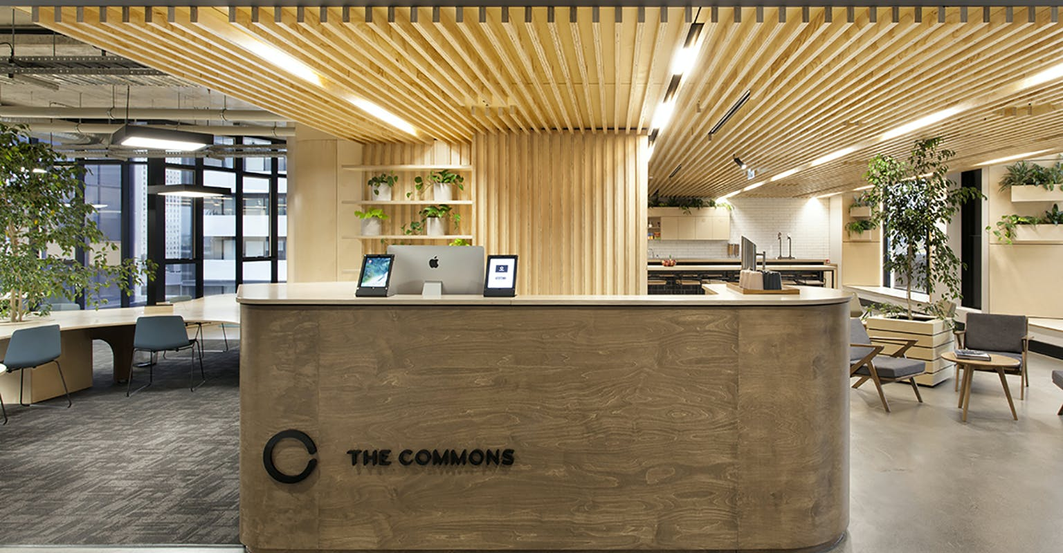 Coworking at The Commons South Melbourne, image 1