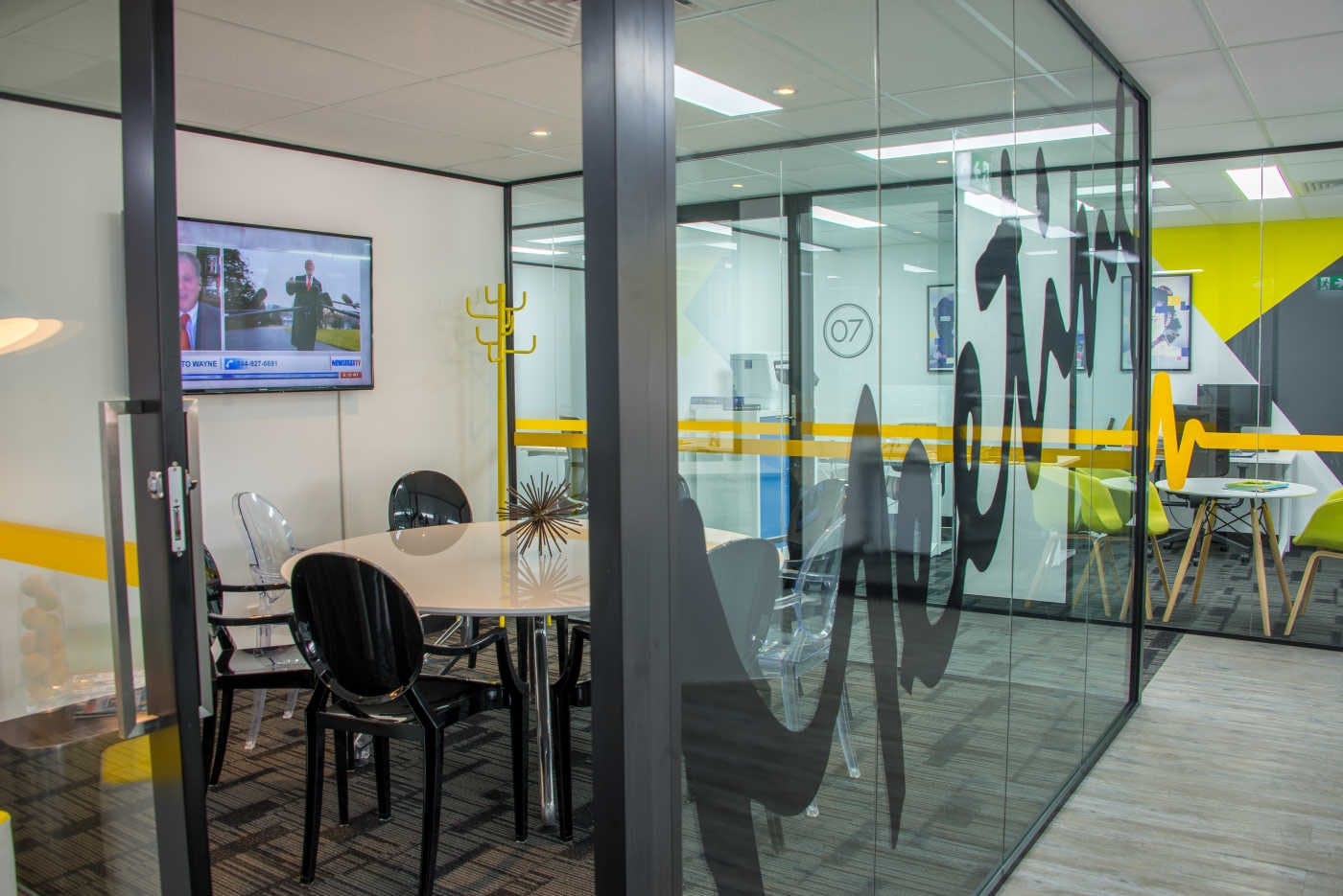 Boardroom, meeting room at Anytime Offices Botany, image 3