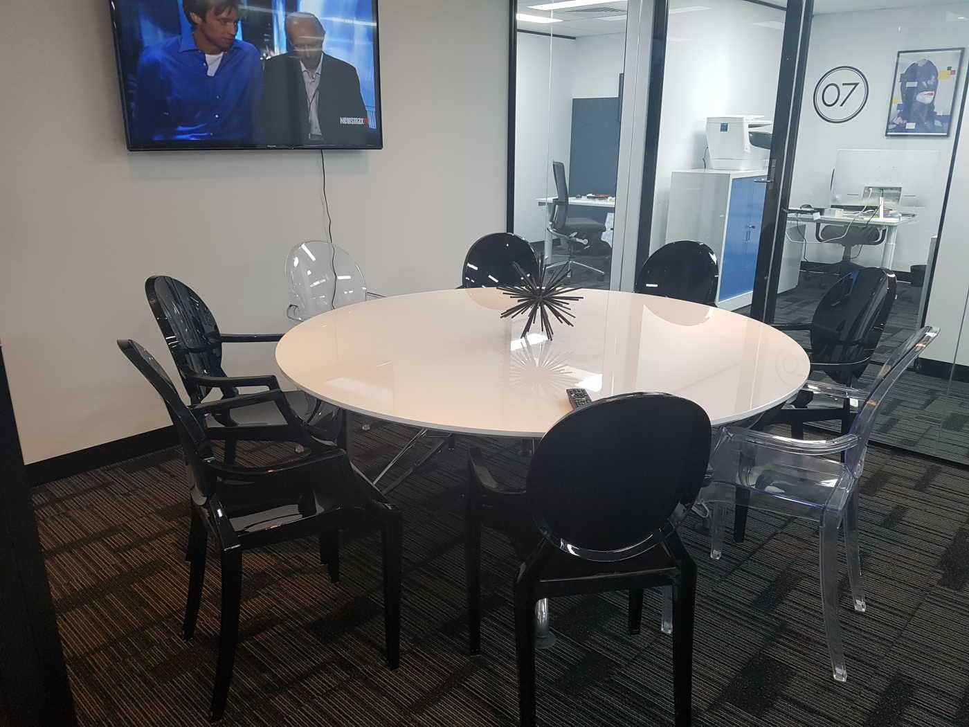 Boardroom, meeting room at Anytime Offices Botany, image 4