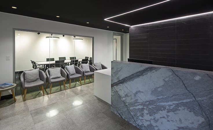 Prominent Location + Partly Serviced Office with Shared + Marble Reception + Corporate Boardroom , serviced office at Commercial Road, image 1