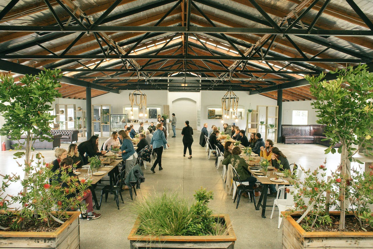 Flexible Space for Large & Small Events, Functions, Workshops, Trade Shows, Markets, conference centre at The Mantle of Melbourne, image 1