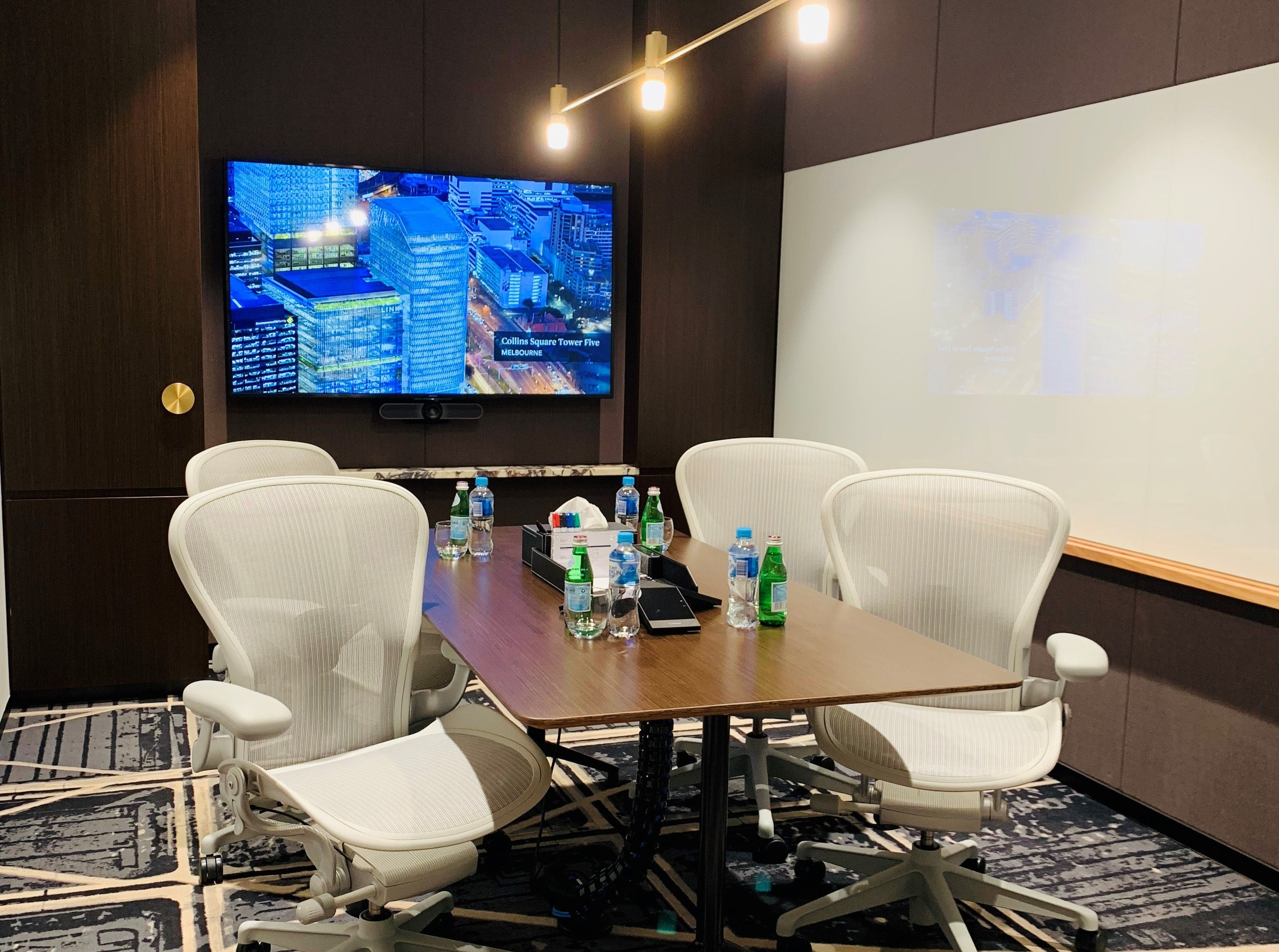 Room 23C, meeting room at The Executive Centre - Collins Square, image 1