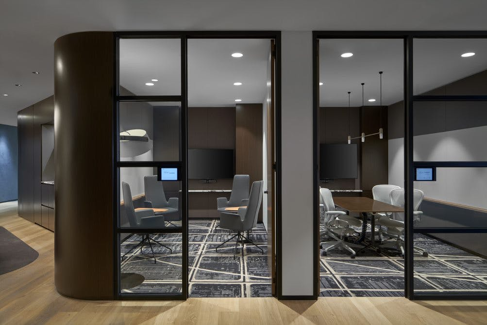 Room 23D, meeting room at The Executive Centre - Collins Square, image 8