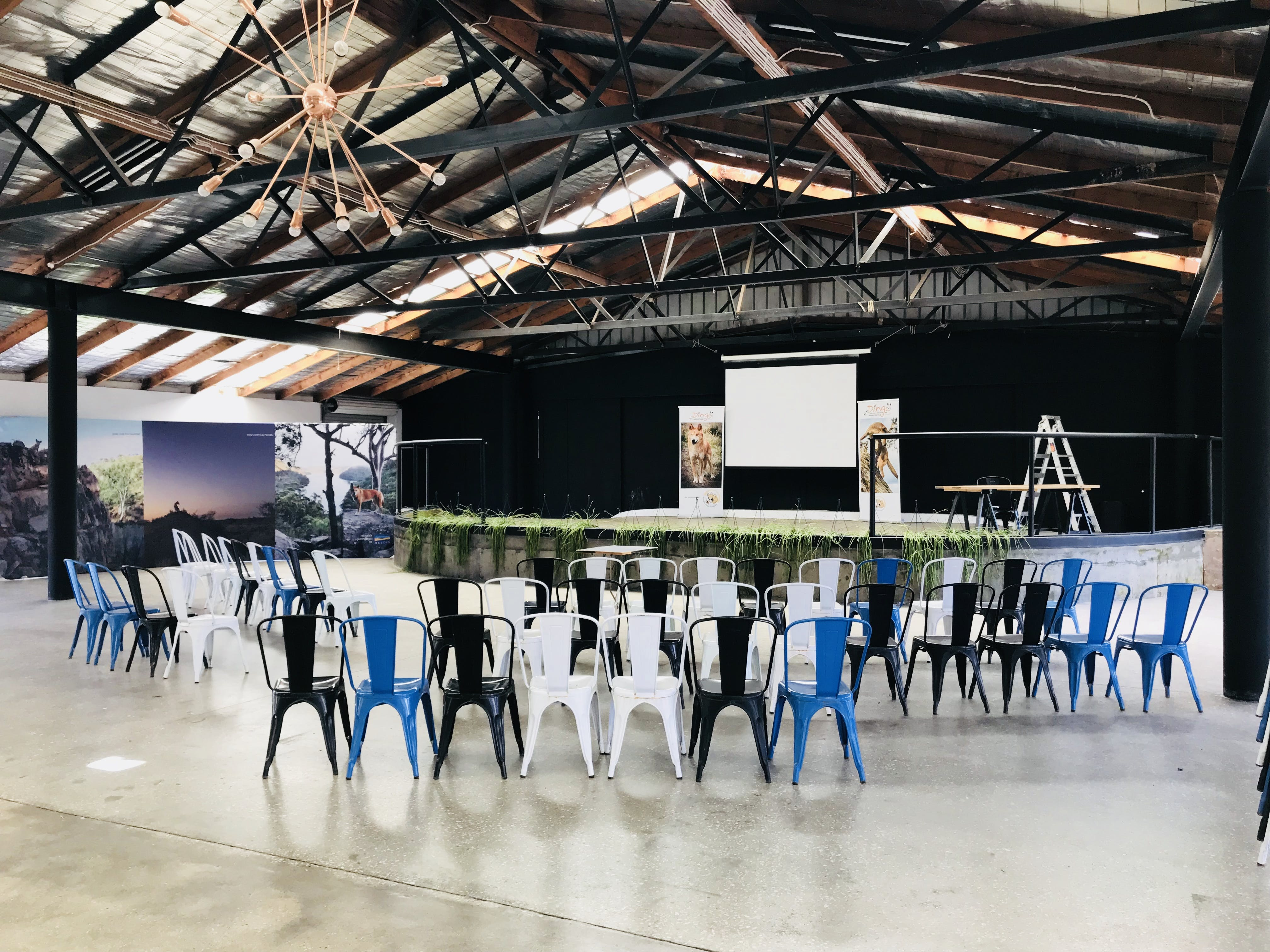 Creative, co-work, workshop, meeting space, multi-use area at The Mantle of Melbourne, image 1