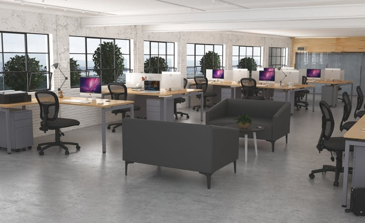 Firm Habitat, dedicated desk at Firm Habitat Ocean St Maroochydore, image 1