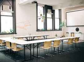 The Depot, meeting room at Events by Kinfolk, image 1