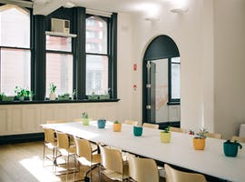 The Platform, meeting room at Events by Kinfolk, image 1