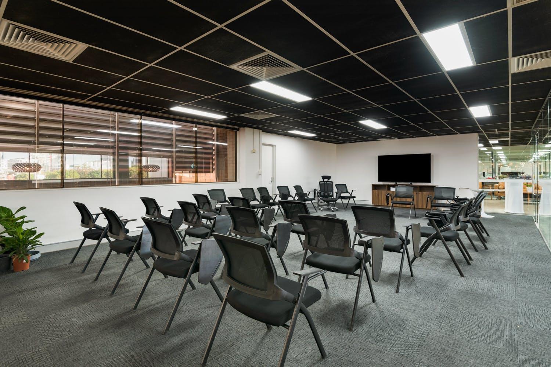 Multi-use area at Seminar Centre, image 1