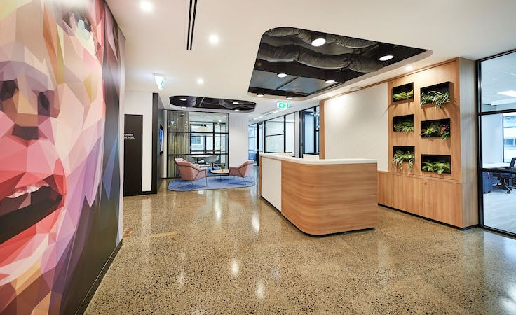Suite 711, private office at Altitude Melbourne, image 1