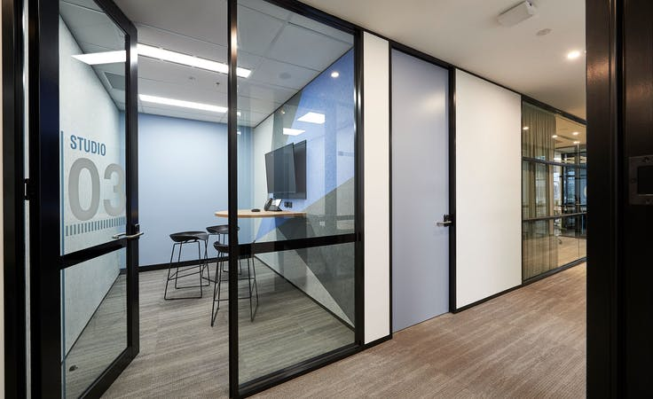 Suite 701, private office at Altitude CoWork, image 4