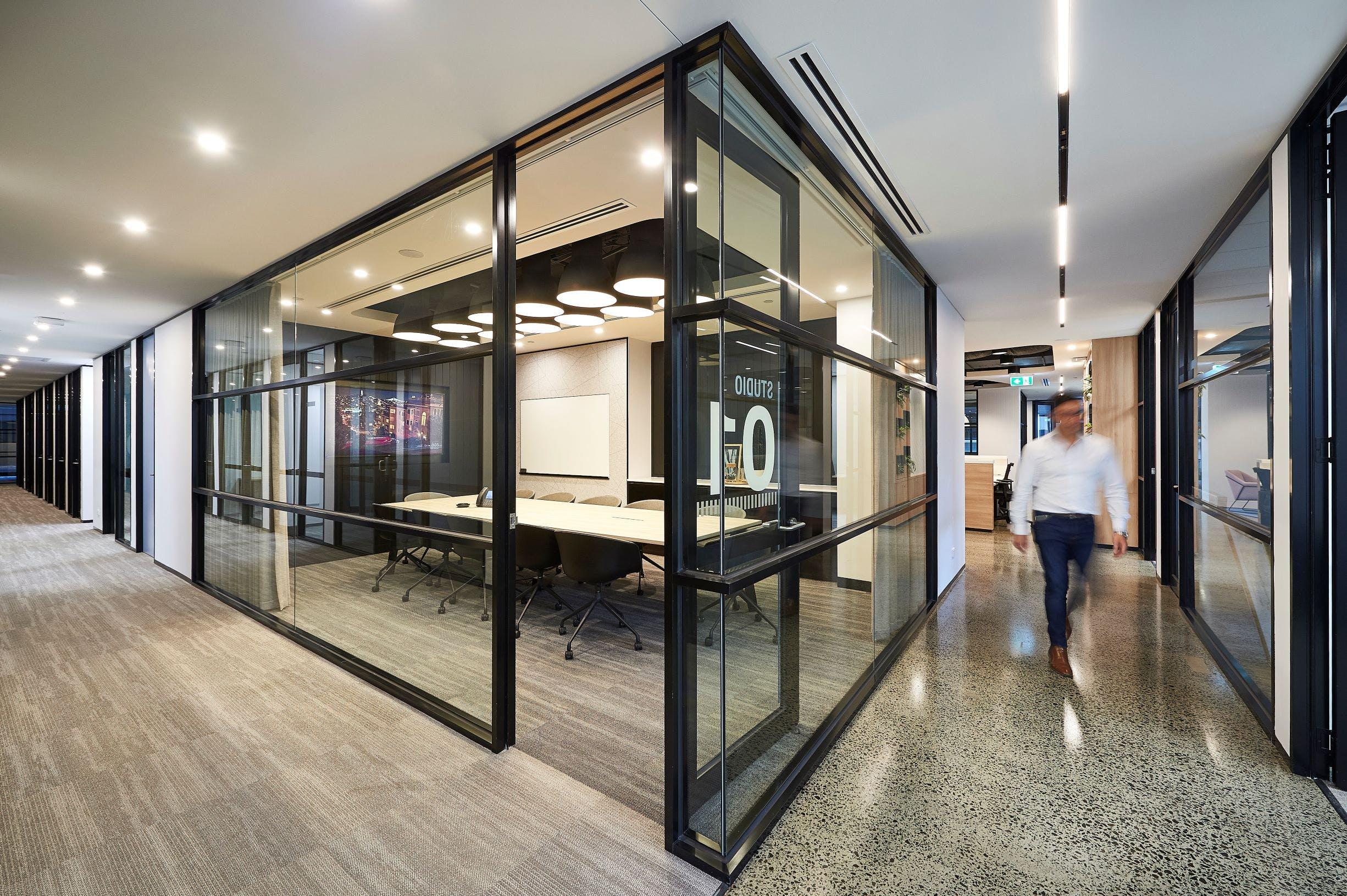 Studio 1 - Boardroom , meeting room at Altitude CoWork, image 2