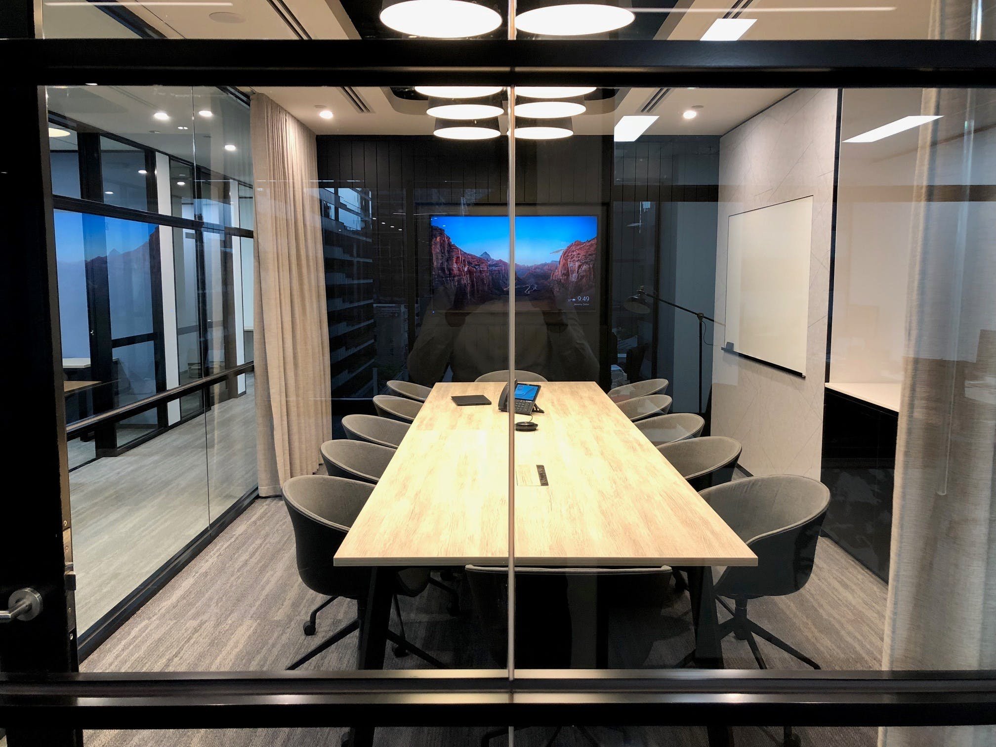Studio 1 - Boardroom , meeting room at Altitude CoWork, image 1