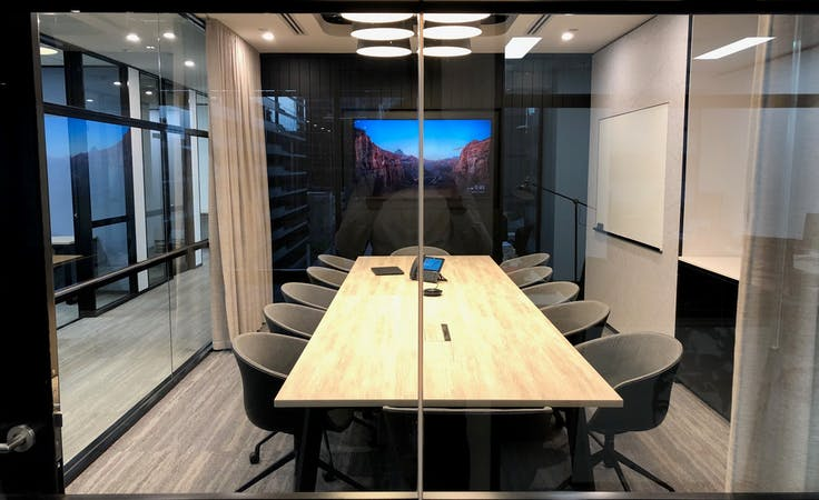 Studio 1 - Boardroom , meeting room at Altitude CoWork, image 1
