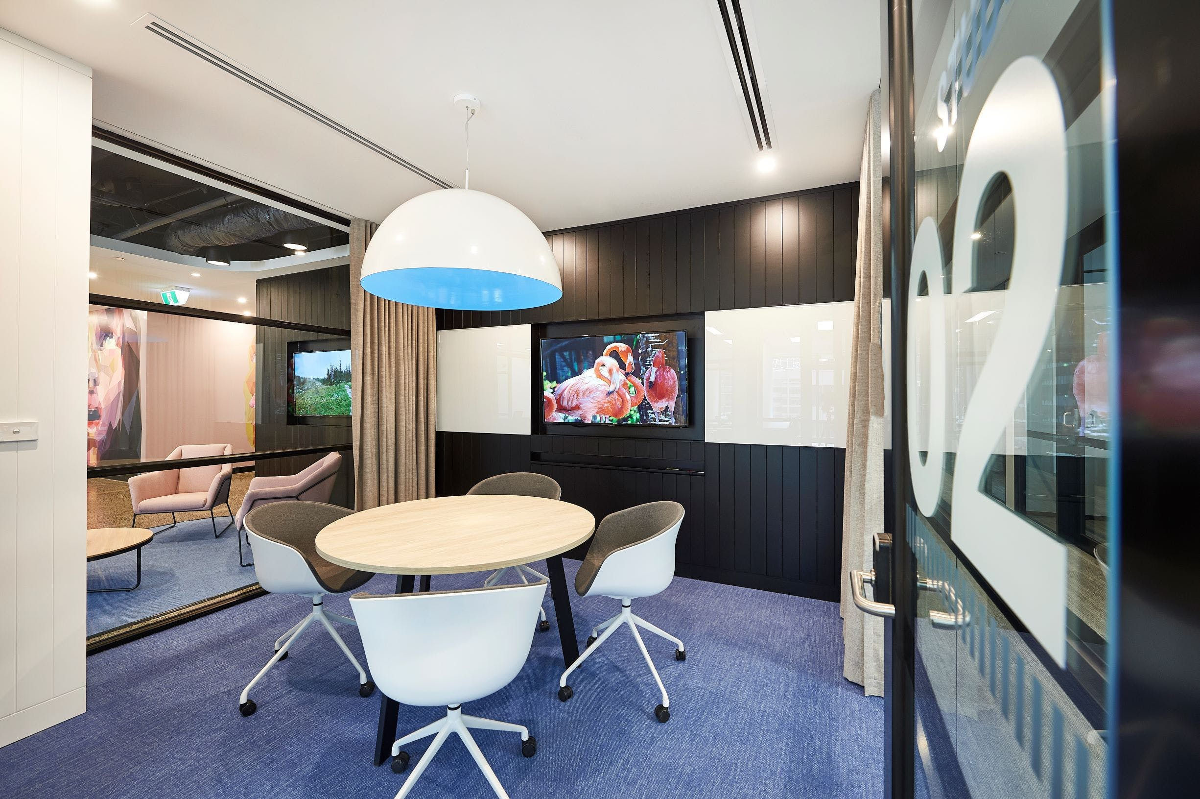 Studio 2, meeting room at Altitude CoWork, image 1