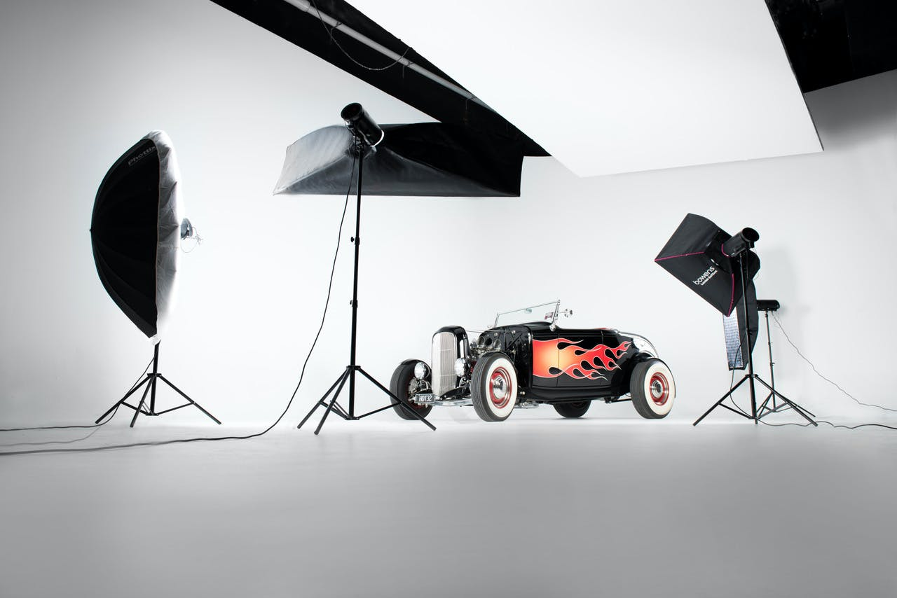 Studio One, creative studio at Black Canvas Photographers, image 1