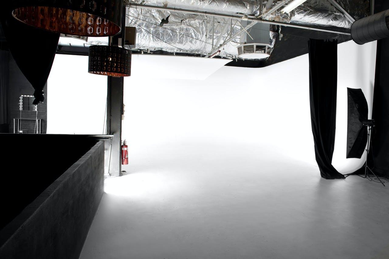 Studio One, creative studio at Black Canvas Photographers, image 3
