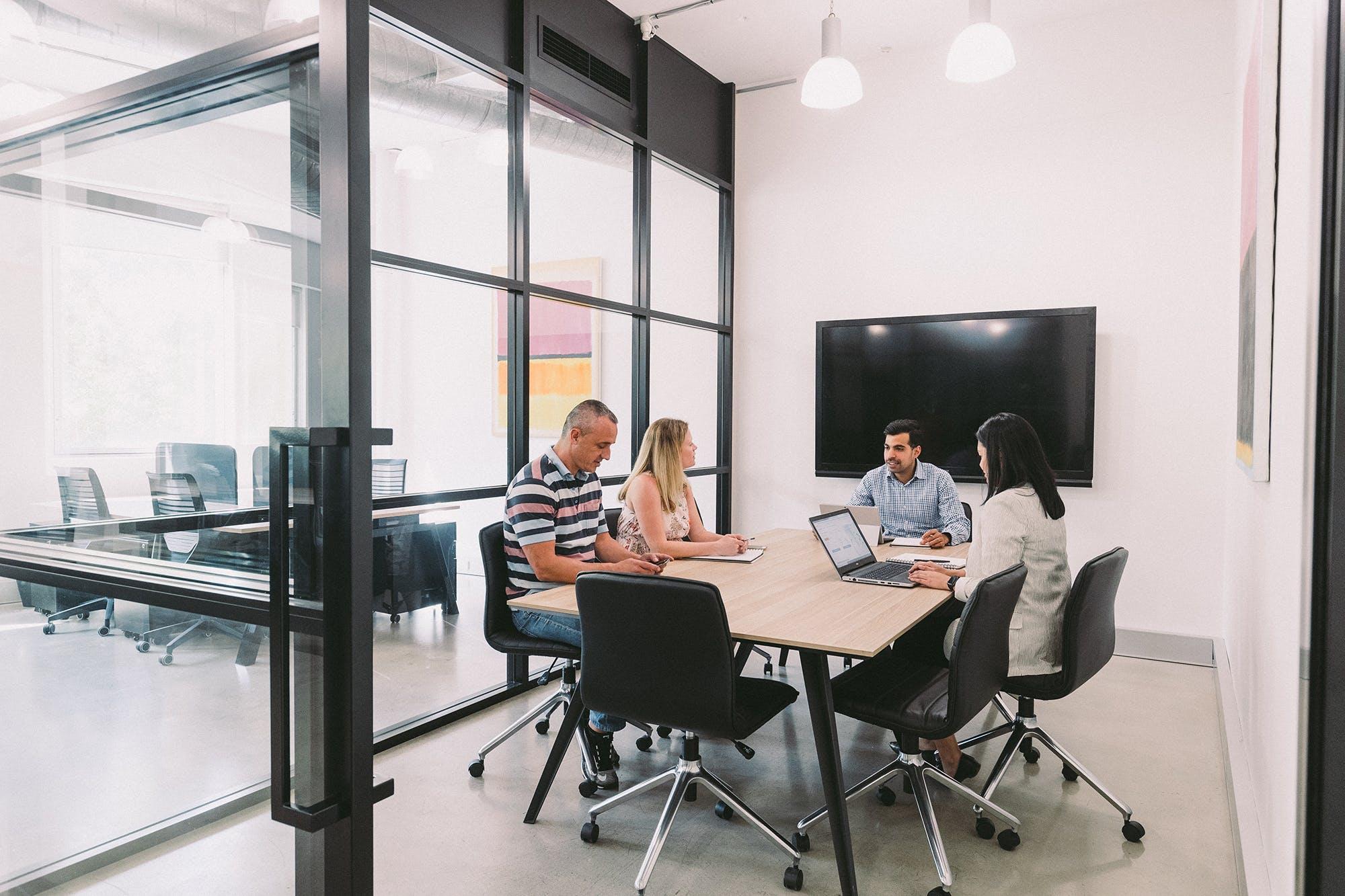 Meeting room at Suite 307, image 1