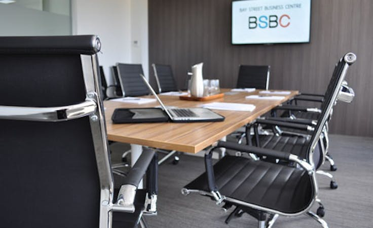 Boardroom, meeting room at Bay Street Business Centre, image 1