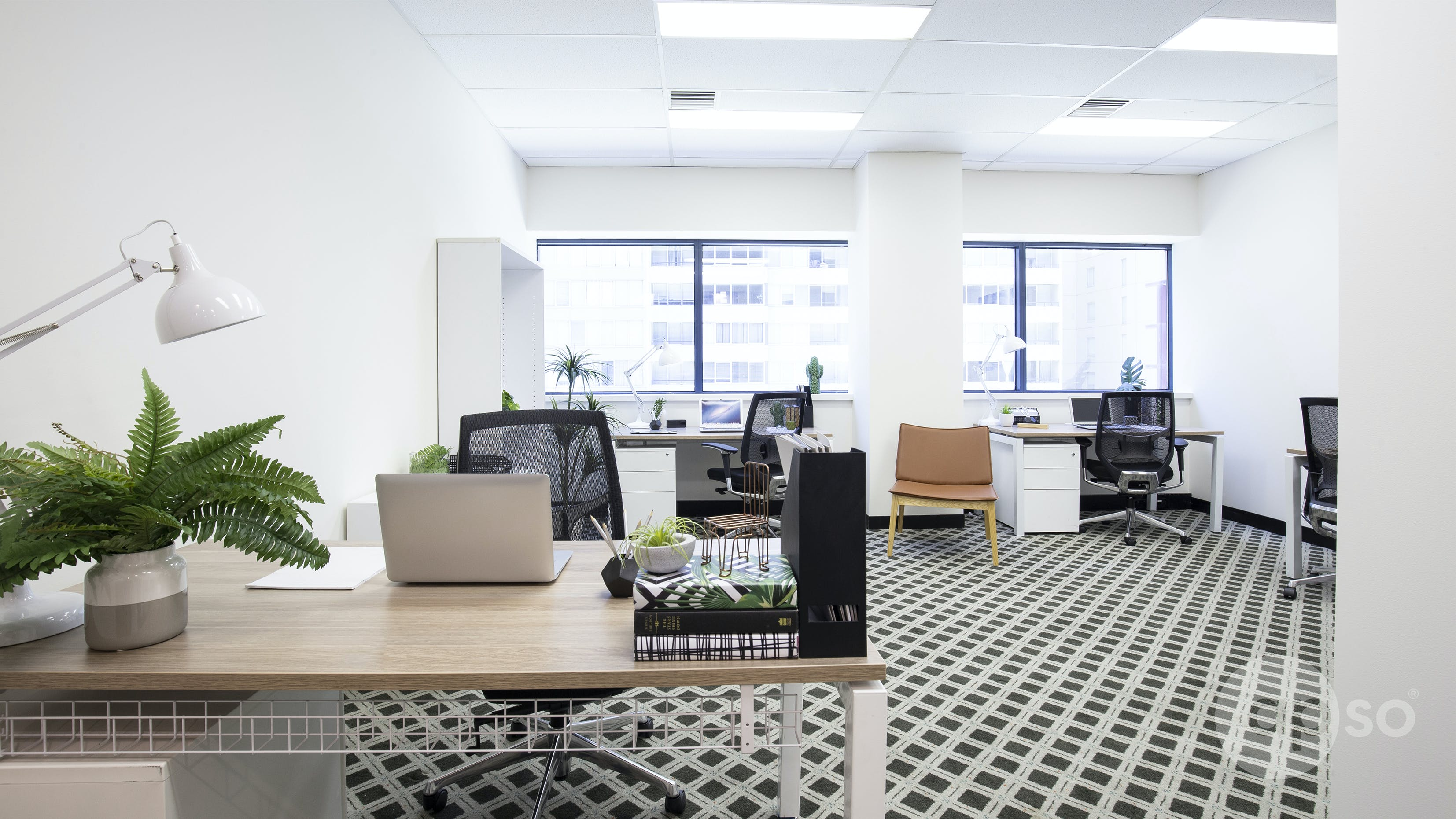 Suite 620, private office at St Kilda Rd Towers, image 1