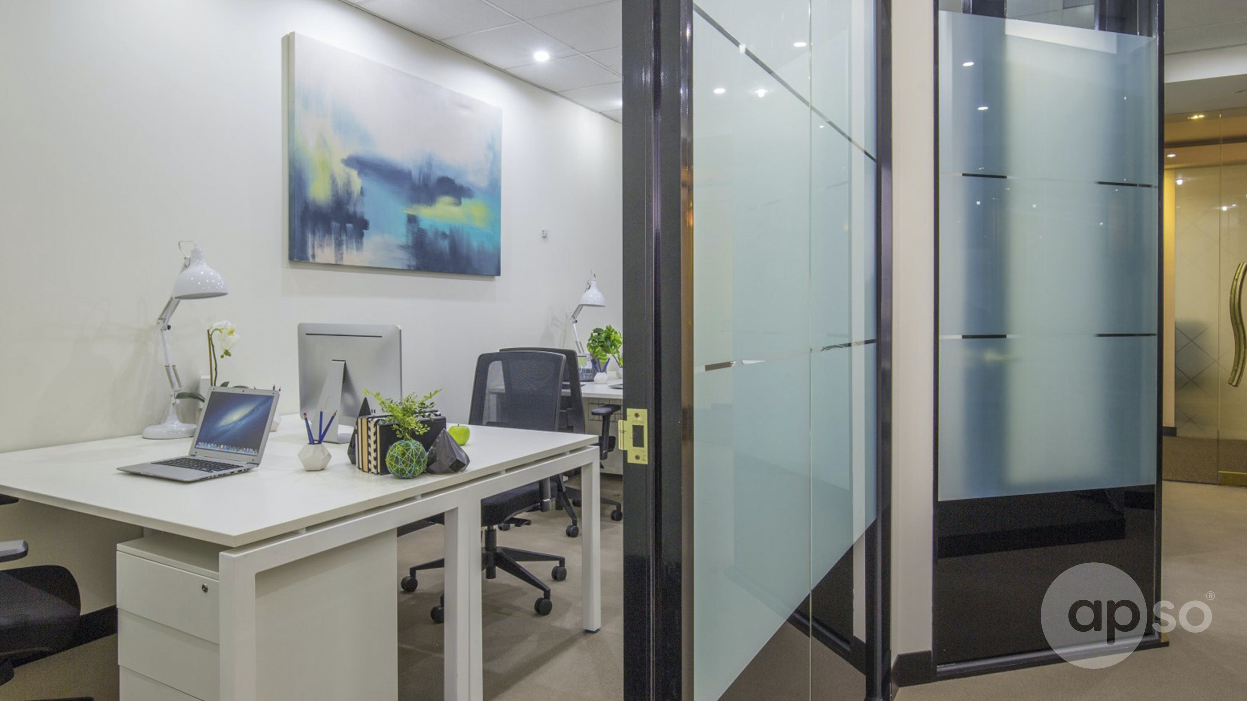 Suite 1138, private office at St Kilda Rd Towers, image 4