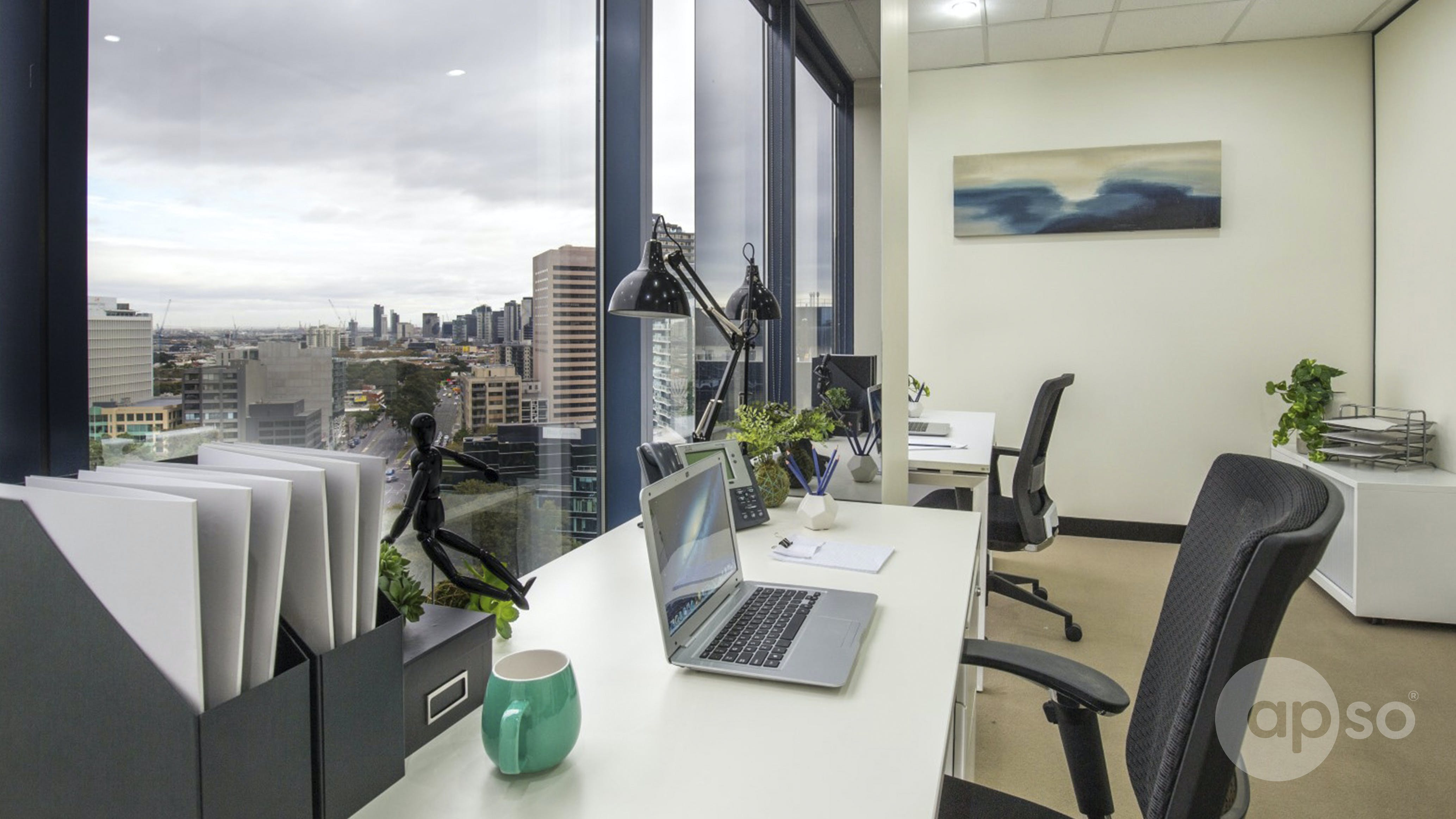Suite 1138, private office at St Kilda Rd Towers, image 5