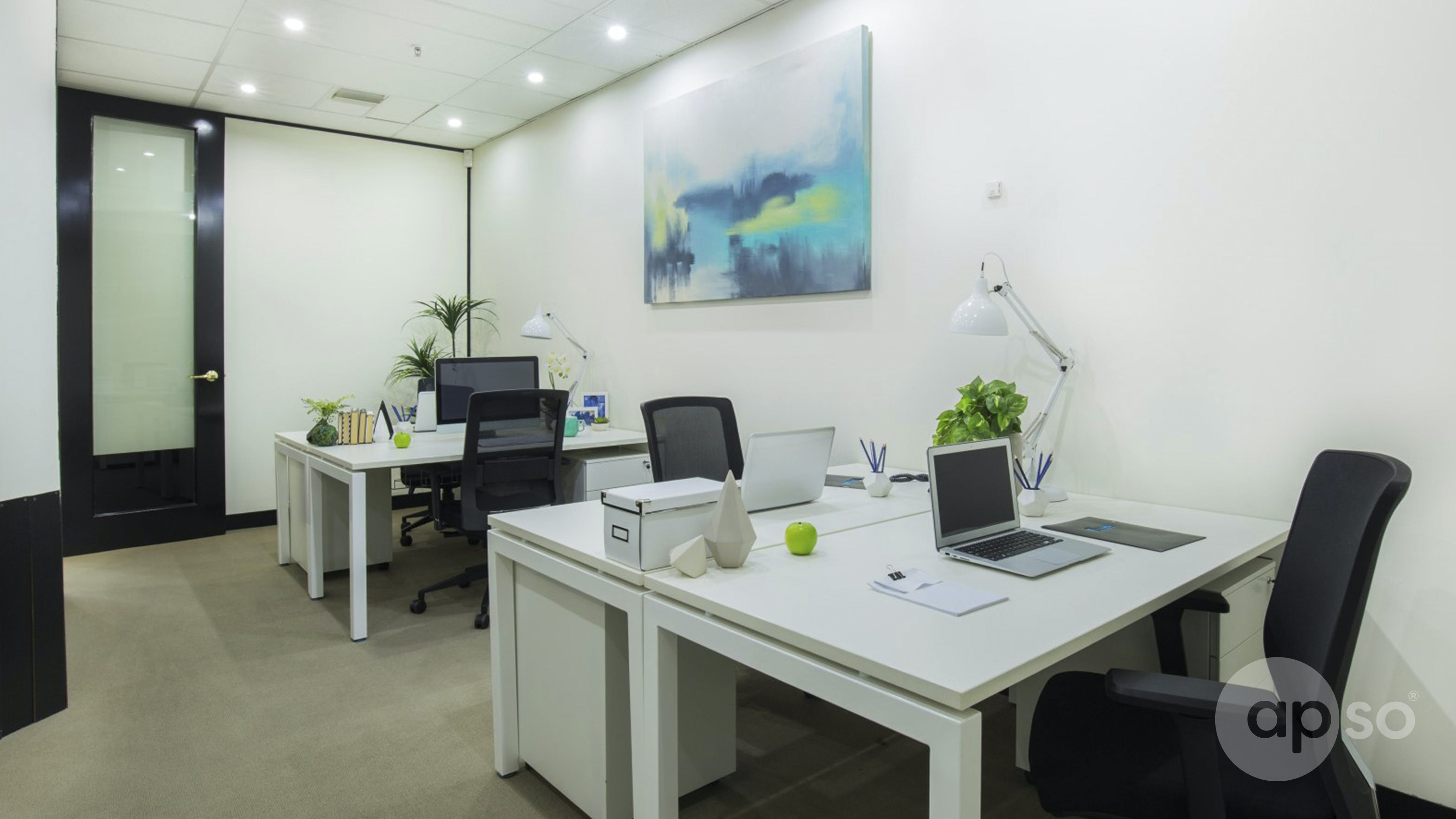 Suite 1138, private office at St Kilda Rd Towers, image 3