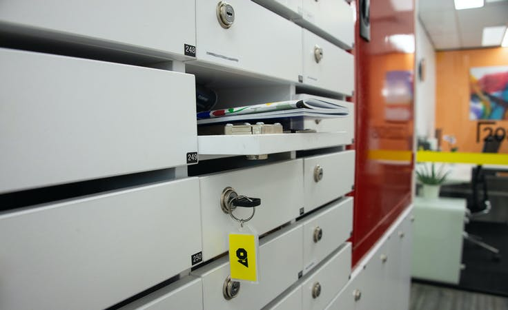 Address & Mail Service, serviced office at Anytime Offices Botany, image 1