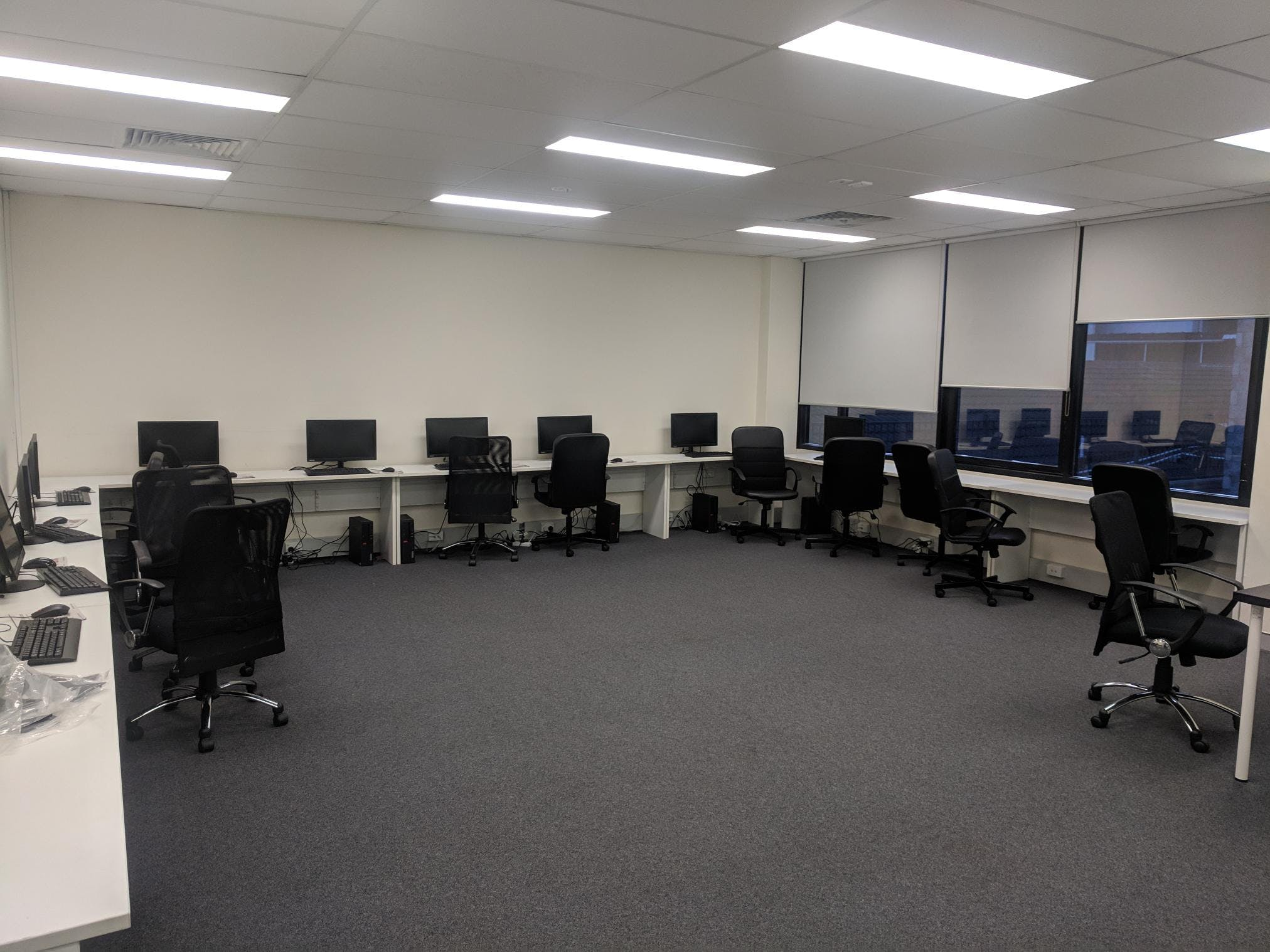 Shared office at Micro Focus Group, image 1