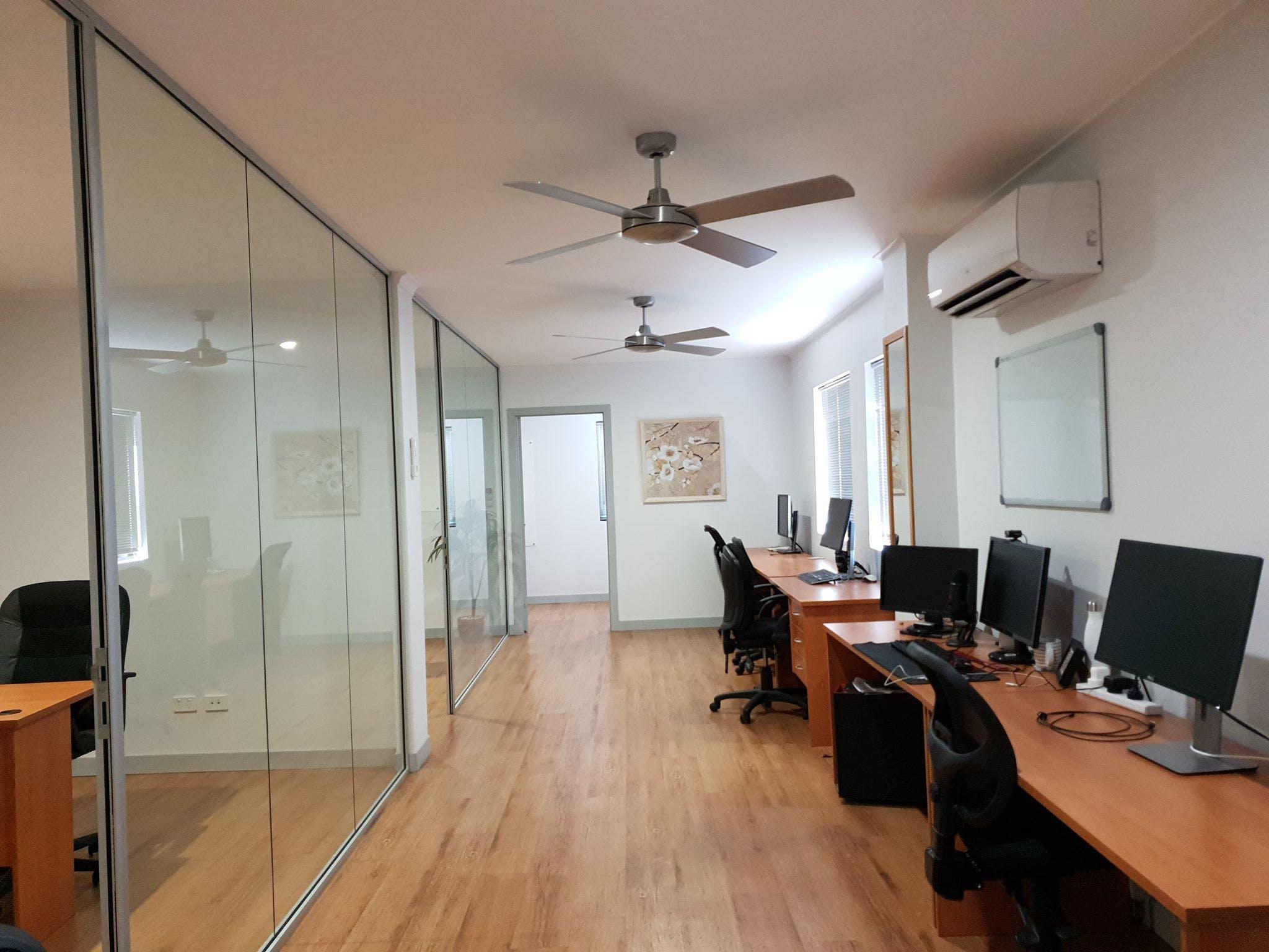 Hot desk at Buderim Hot Desks, image 1