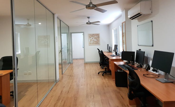 Looking for a great office on the Sunshine Coast?, hot desk at Buderim Professional Offices, image 1