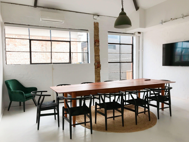 Board Room / Design Sprint Space, meeting room at Neighbourhood - 397 Brunswick Street, image 2