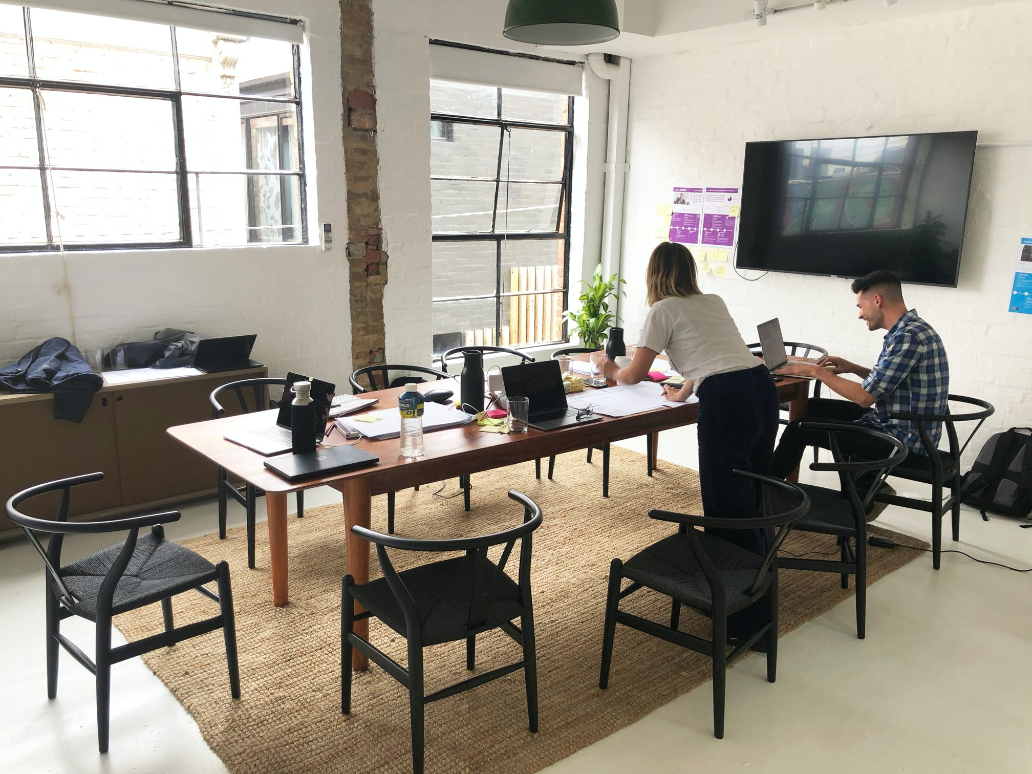 Board Room / Design Sprint Space, meeting room at Neighbourhood - 397 Brunswick Street, image 3