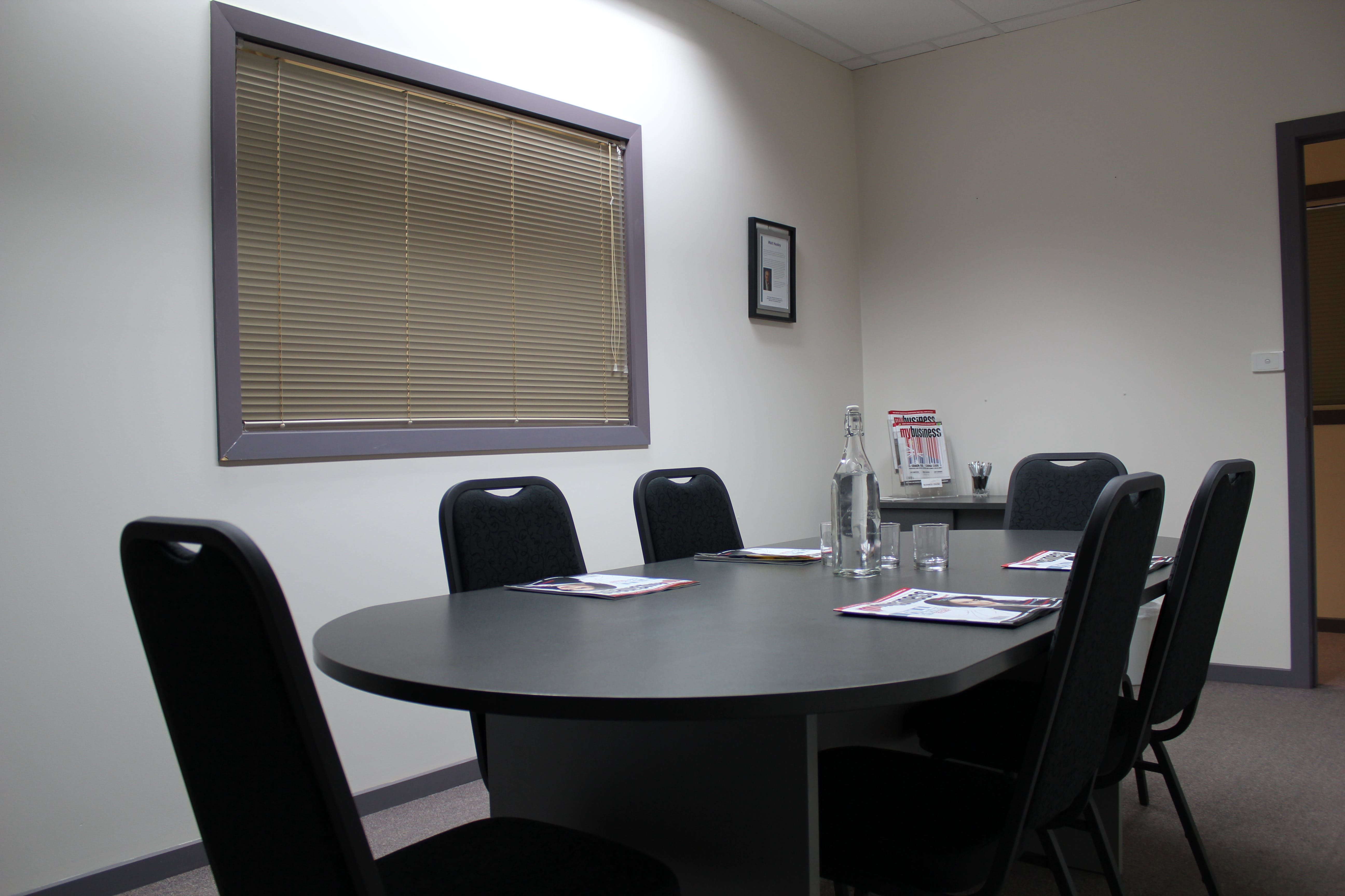 Meeting room at Greater Shepparton Business Centre, image 1