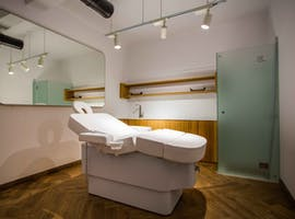 Doctor / Medical / Professional Consultation Rooms Melbourne CBD, training room at Heliwel - Co working Beauty and Medical, image 1
