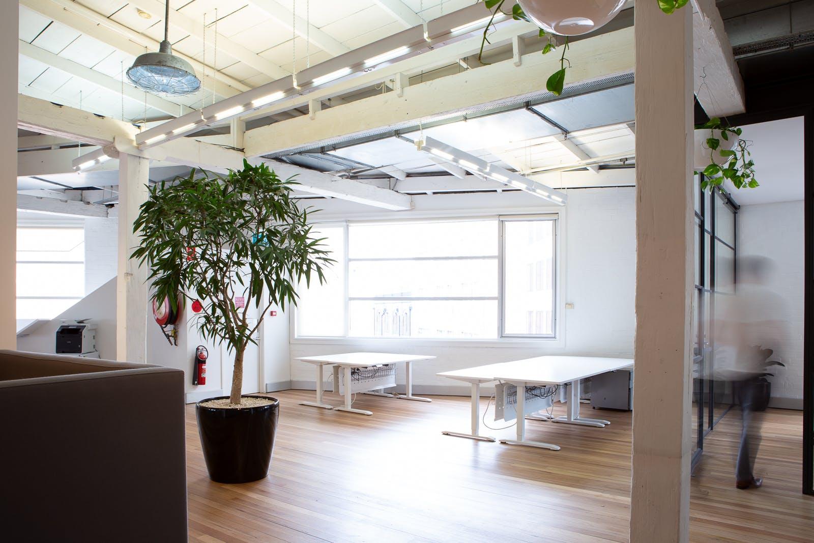 Dedicated desk at AgriWebb, image 2