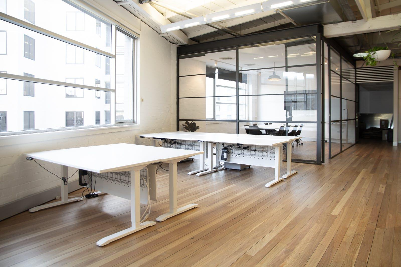 Dedicated desk at AgriWebb, image 1