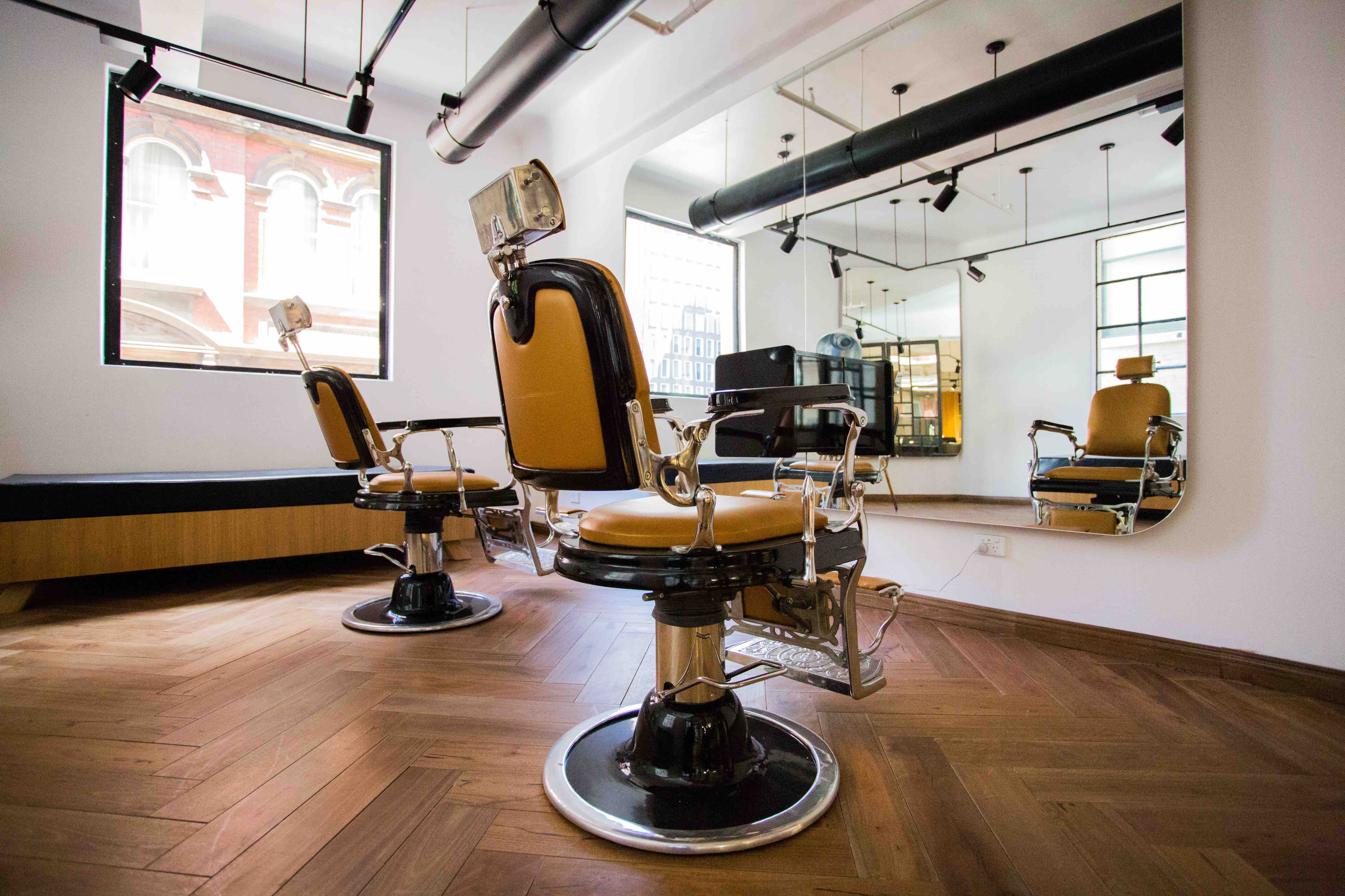 RENT A CHAIR HAIRDRESSING, multi-use area at House of TERRE A MER, image 9