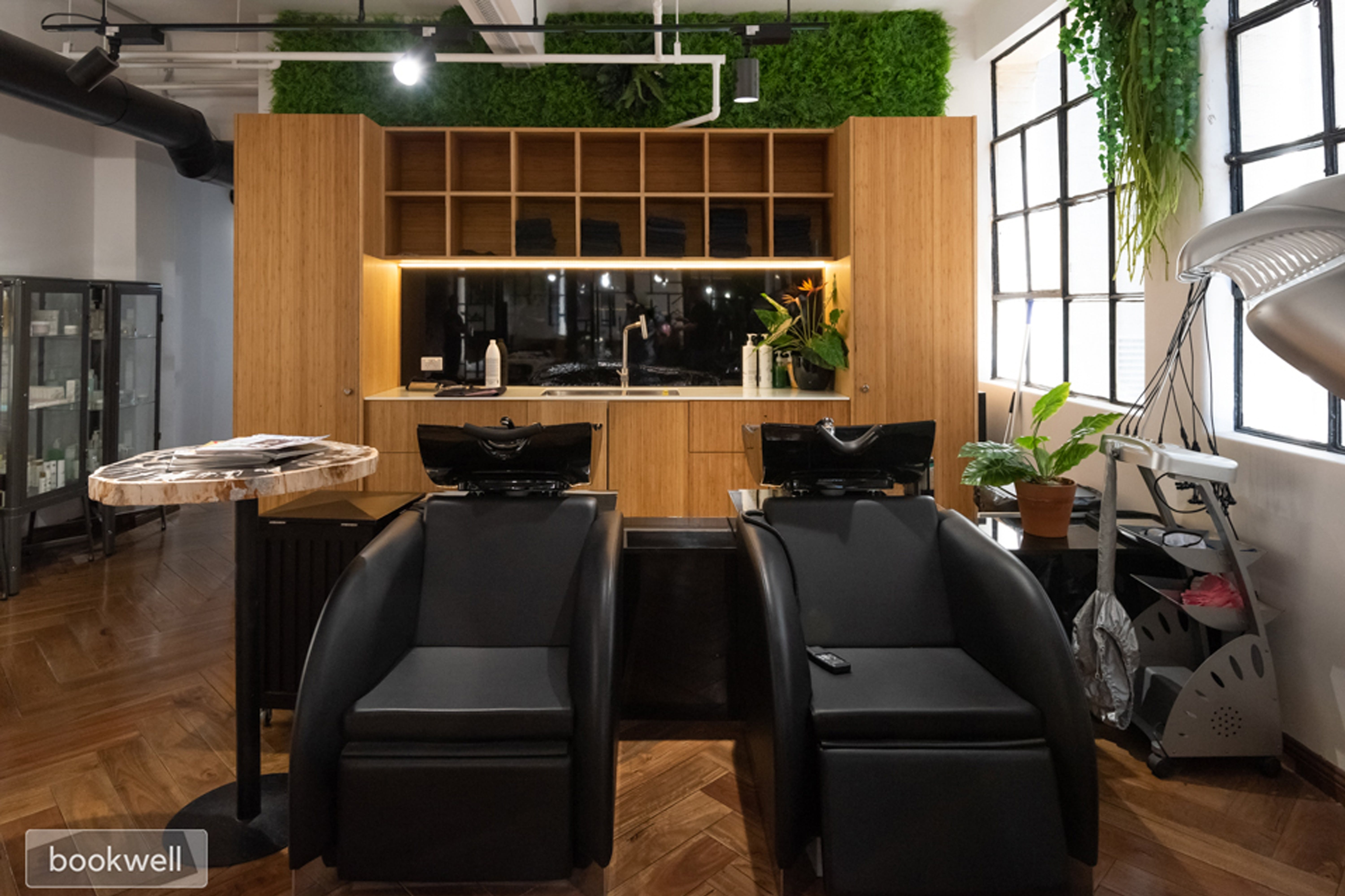 RENT A CHAIR HAIRDRESSING, multi-use area at House of TERRE A MER, image 2