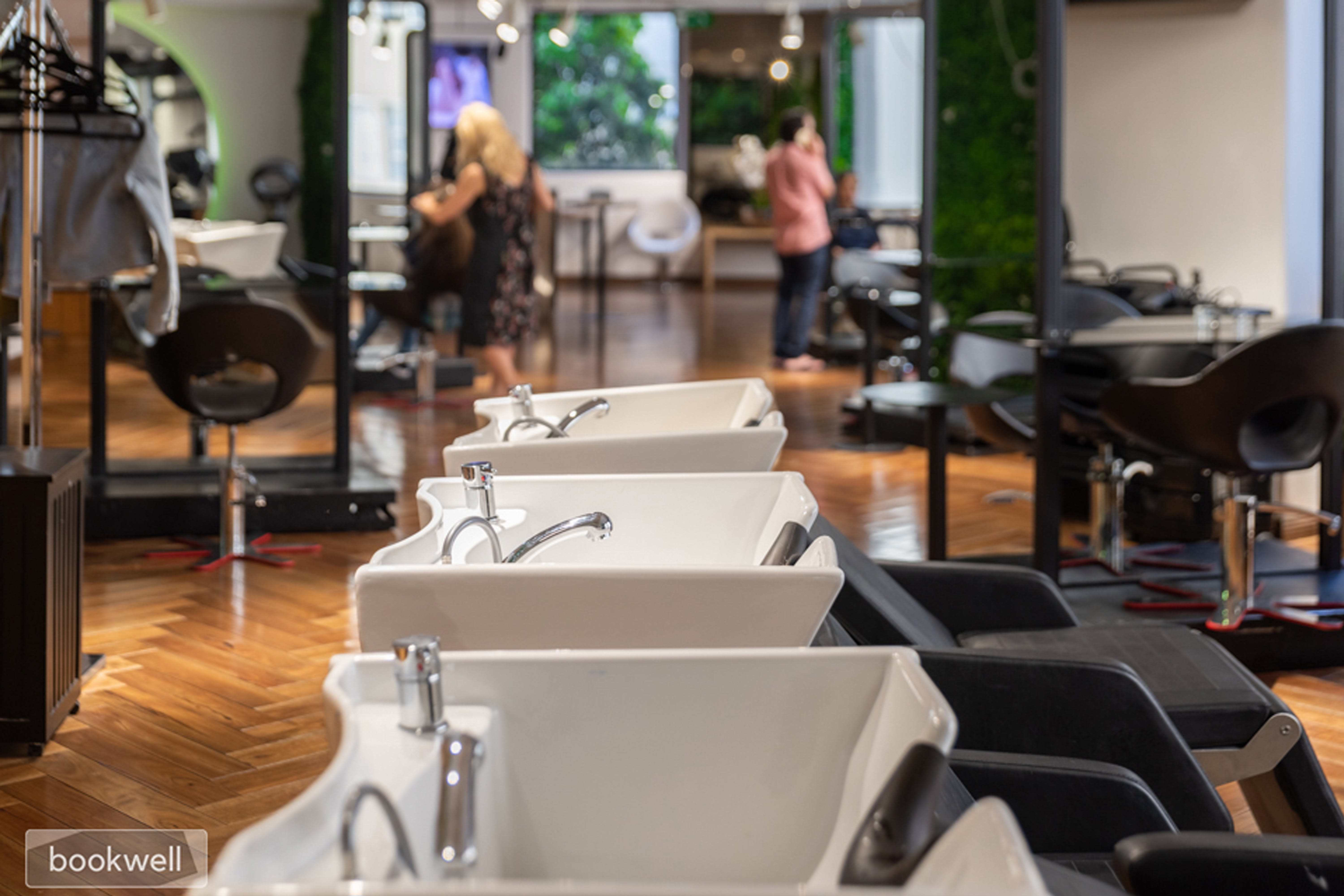 RENT A CHAIR HAIRDRESSING, multi-use area at House of TERRE A MER, image 3
