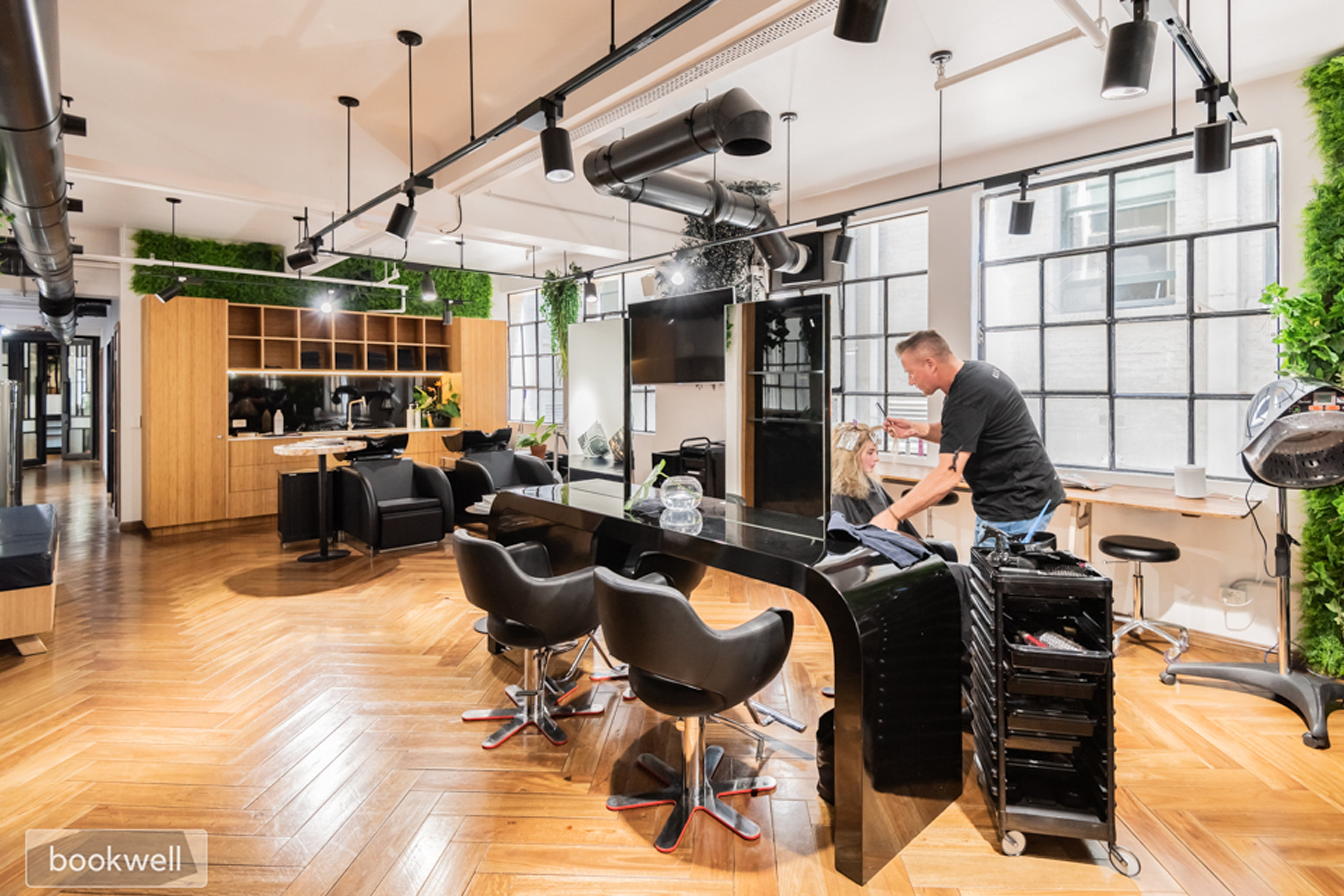 RENT A CHAIR HAIRDRESSING, multi-use area at House of TERRE A MER, image 1