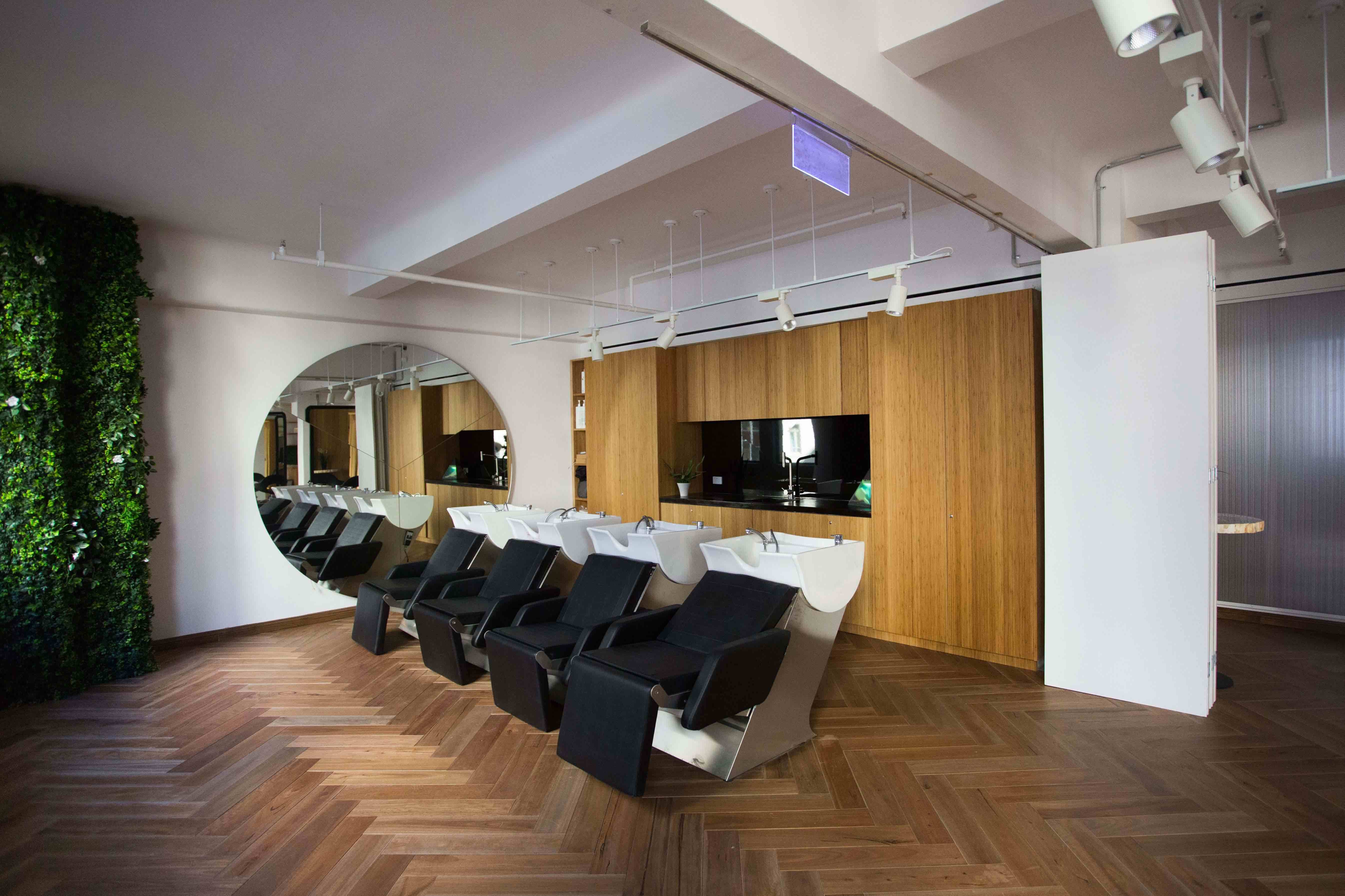 RENT A CHAIR HAIRDRESSING, multi-use area at House of TERRE A MER, image 8