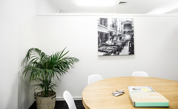 Part-time, coworking at The Workery, image 1